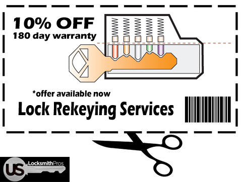 Rekey Coupon For Chandler Arizona